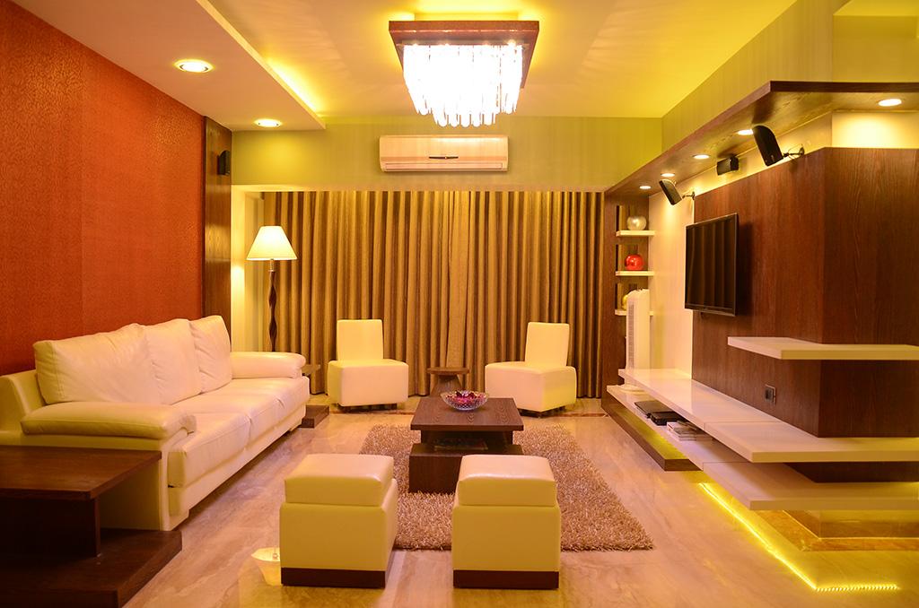 LOK NIRMAN, KHAR, MUMBAI - AESTHOS Interior Design & Consultancy