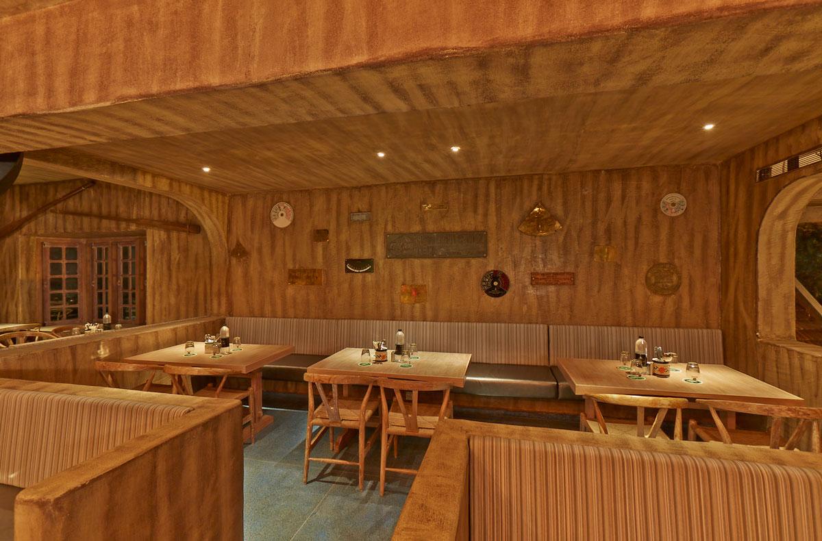 quarterdeck mybar bangalore india aesthos interior design