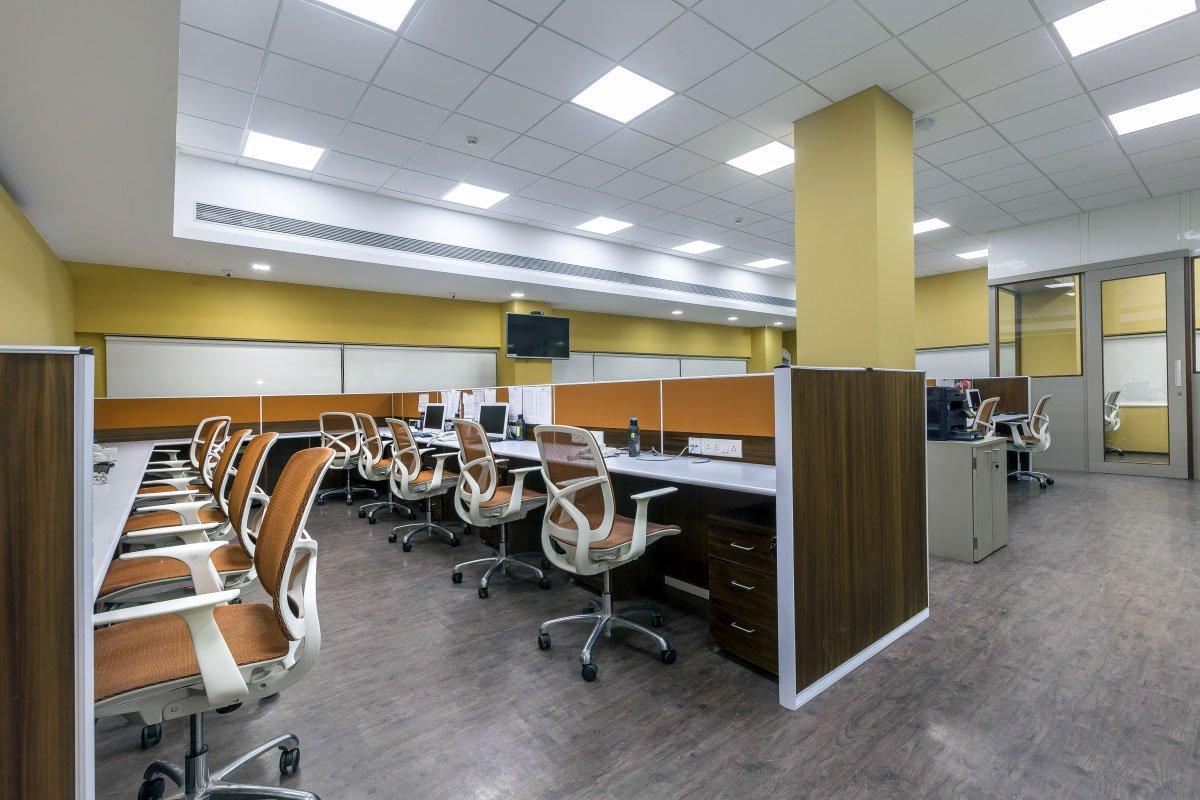 It office interior design Rustic Office Interior Design Santacruz Mumbai Westbrook Interiors Grovalue Office Santacruz Mumbai Aesthos Interior Design
