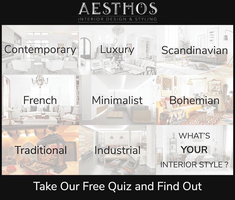 Style Quiz Aesthos Interior Design Consultancy
